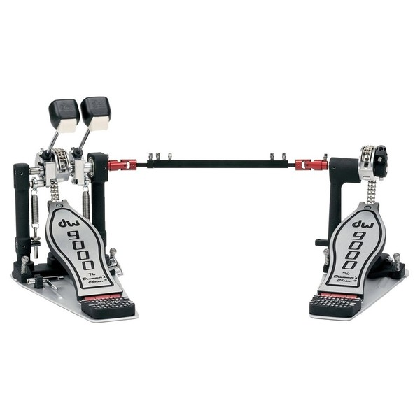 Drum Workshop Pedal 9000 Series Double Pedal, Lefty