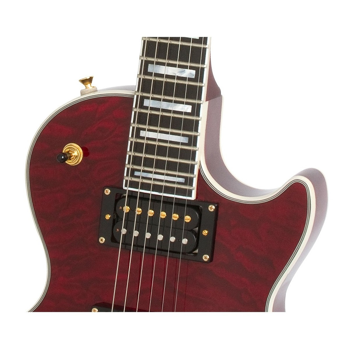 Wiring Diagram Epiphone Les Paul Prophecy Ex Library Ii Custom Plus Gx Black Cherry Loading Zoom
