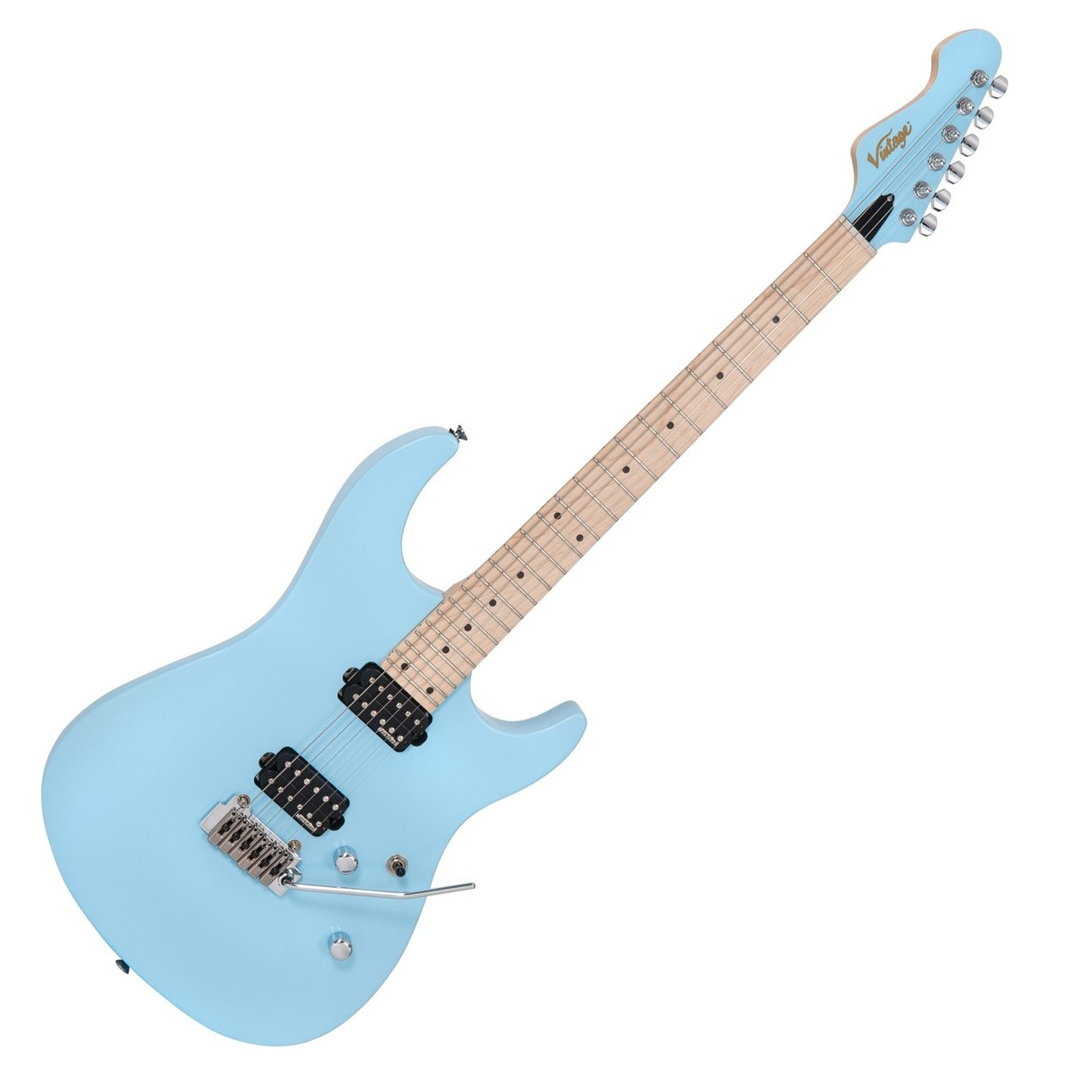 Click to view product details and reviews for Vintage V6m24 Reissued Laguna Blue.