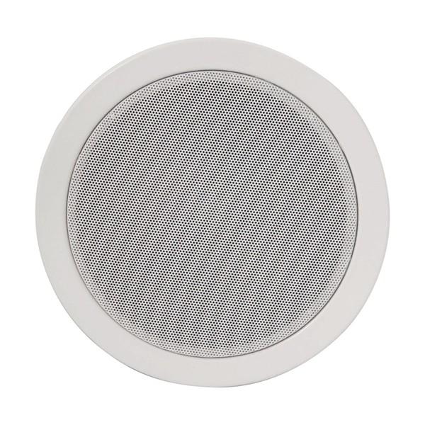 Adastra 5.25'' 100V Ceiling Speaker, White