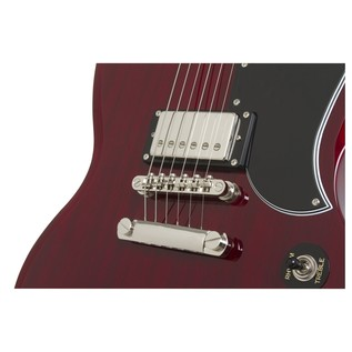 Epiphone G-400 Pro SG, Cherry CLose 2