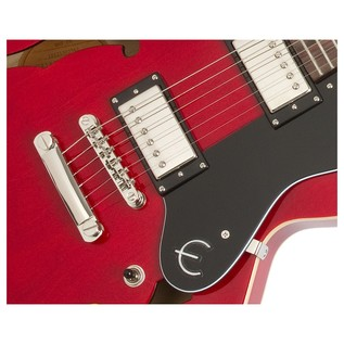 Epiphone Dot Archtop, Red