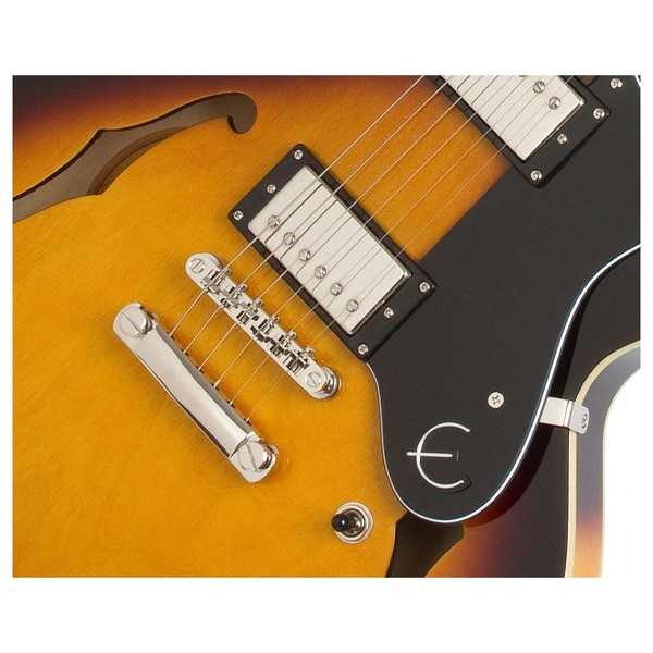 Epiphone Dot, Sunburst