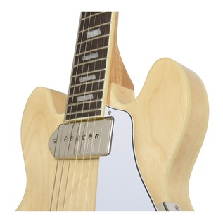 Epiphone Casino Coupe, Natural Top