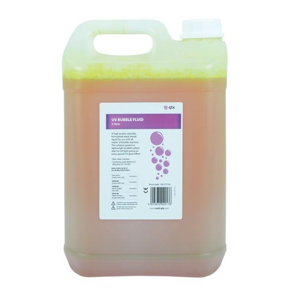 QTX UV Bubble Fluid, 5 Litres