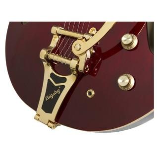 Epiphone Riviera Custom P93, Wine Red