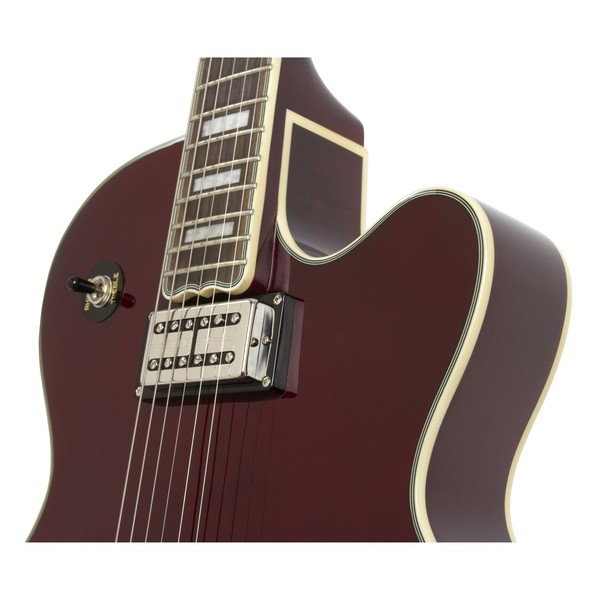Epiphone Emperor Swingster Archtop, Wine Red
