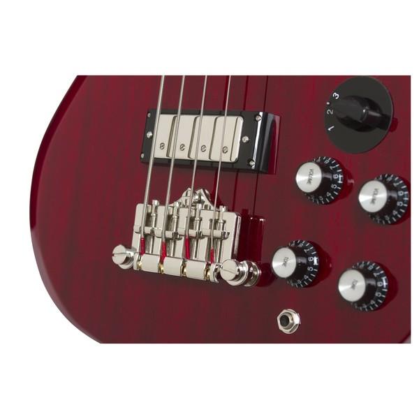 Epiphone EB-3 SG Bass, Cherry
