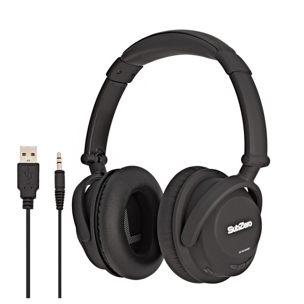 SubZero SZ-NH300BT Noise Cancelling Headphones with Bluetooth