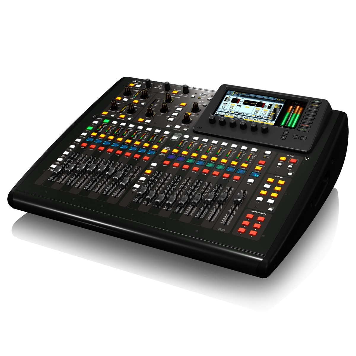 behringer x32 compact digital mixing console box opened at gear4music. Black Bedroom Furniture Sets. Home Design Ideas