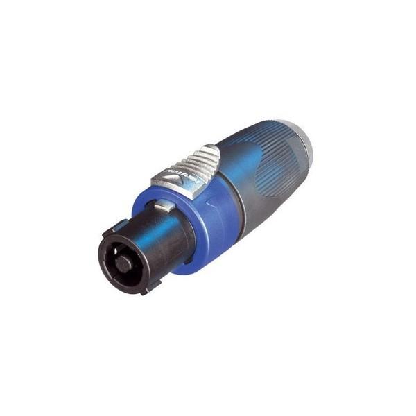 Neutrik NA4LJX 1/4'' Mono Jack - SpeakON Adapter 1