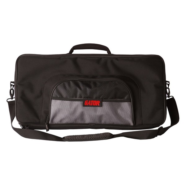 Gator G-MULTIFX-2411 Padded Bag For Multi-FX Units, 24'' x 11'' 1