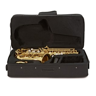 Elkhart 100SSU Curved Soprano Saxophone