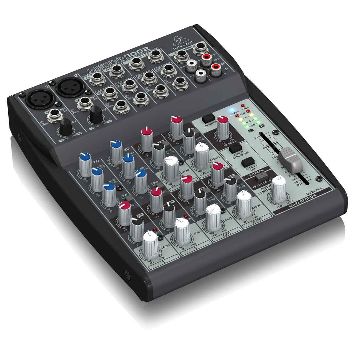 behringer xenyx 1002 mixer b stock at gear4music. Black Bedroom Furniture Sets. Home Design Ideas