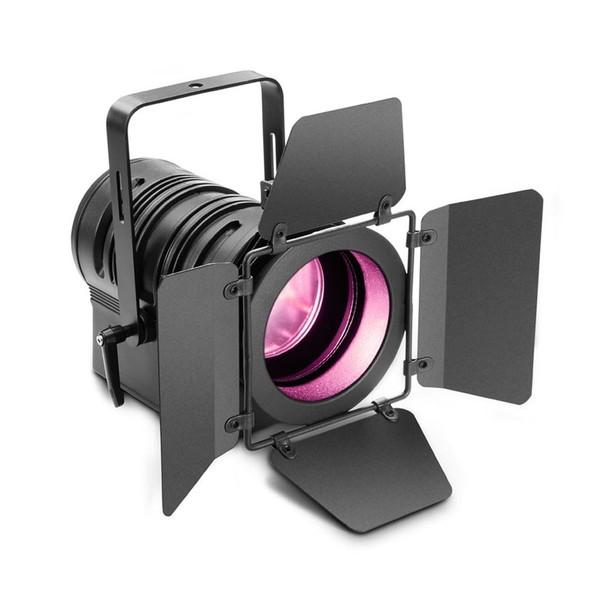 Cameo TS 60 W RGBW Theatre Spotlight, Black, Front