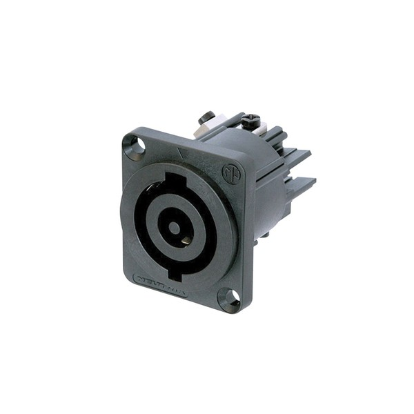 Neutrik NAC3MP-HC 32A PowerCON Chassis Connector, Power-In 1