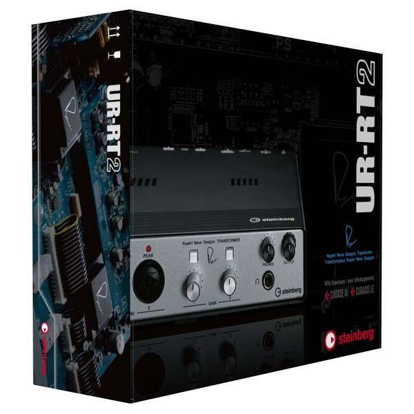 UR-RT2 USB Audio Interface - Boxed