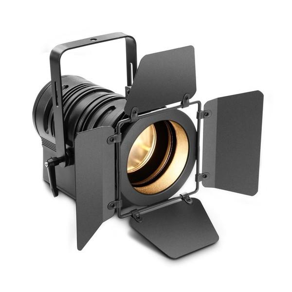Cameo TS 40 WW Theatre Spotlight, Black, Front