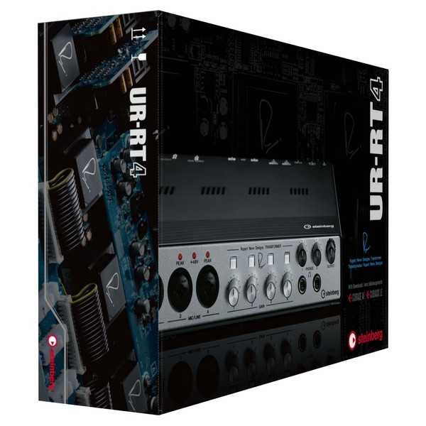 Steinberg UR-RT4 - Boxed
