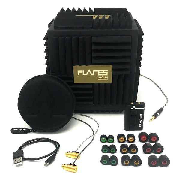 Flare Audio FLARES GOLD Earphones