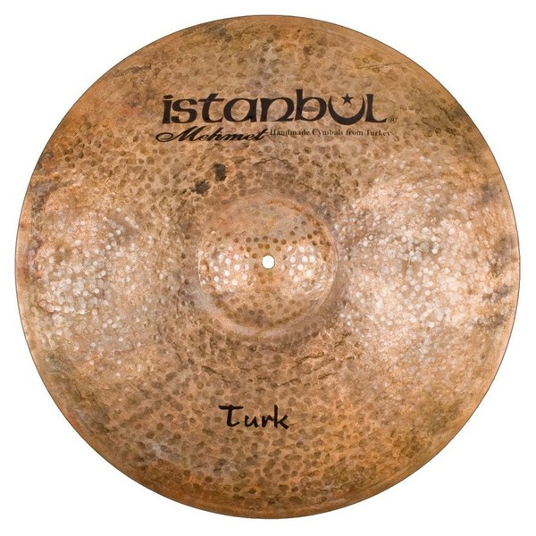 "Istanbul Mehmet Turk 12"" Splash Cymbal - Main"