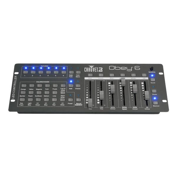 Chauvet Obey 6 DMX Lighting Controller