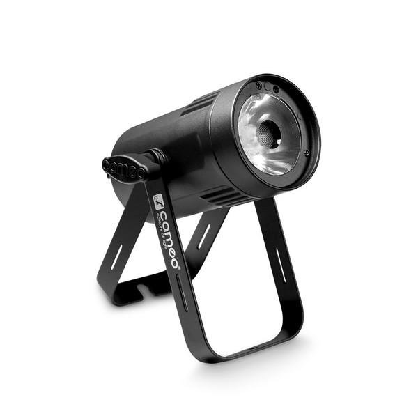 Cameo Q-Spot 15 WW Spotlight, Black, Front