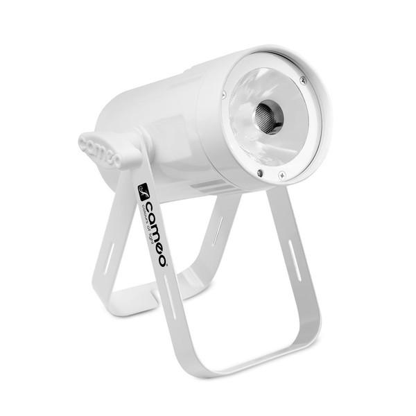 Cameo Q-Spot 15 WW Spotlight, White, Front