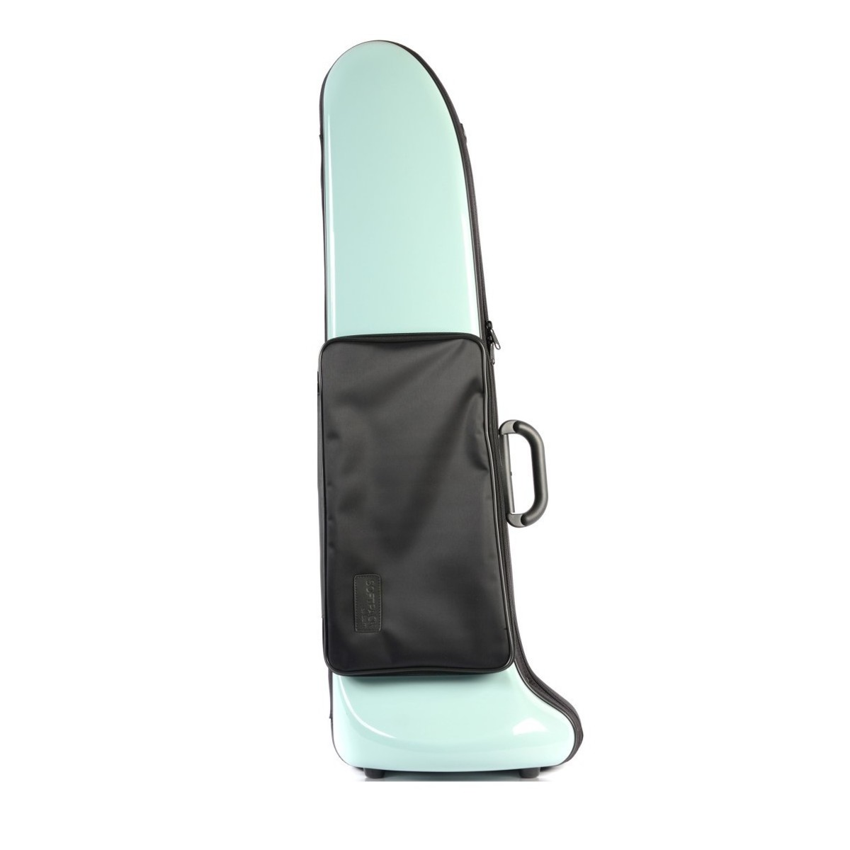 BAM Softpack Tenor Trombone Case with Pocket, Mint