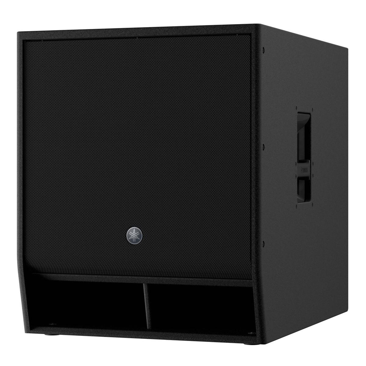 yamaha dxs18xlf 18 39 39 aktiv subwoofer gear4music. Black Bedroom Furniture Sets. Home Design Ideas