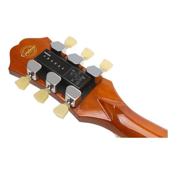 Epiphone FT-350SCE Electro Acoustic. Violin Burst w/ Min-ETune