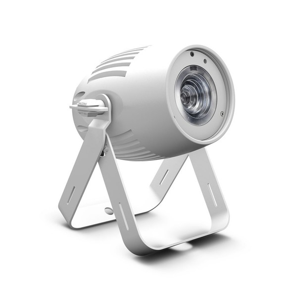Cameo Q-Spot 40 RGBW Spotlight, White, Front