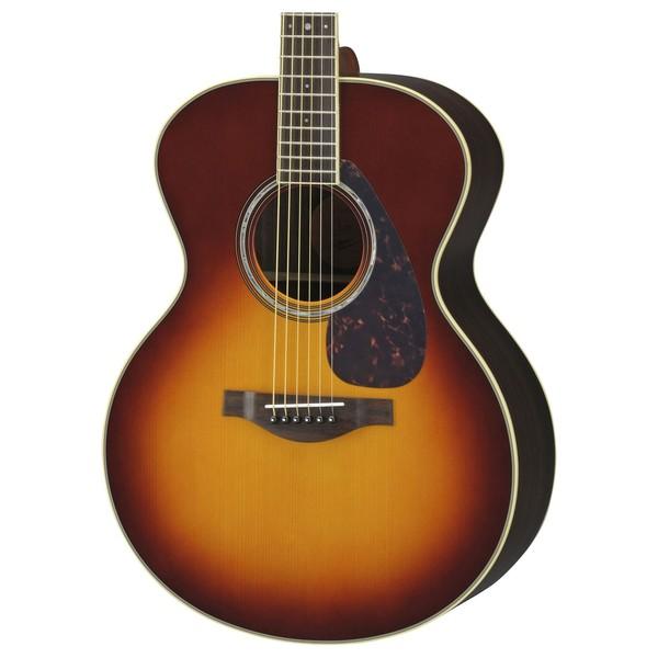 Yamaha LJ6ARE Acoustic, Sunburst