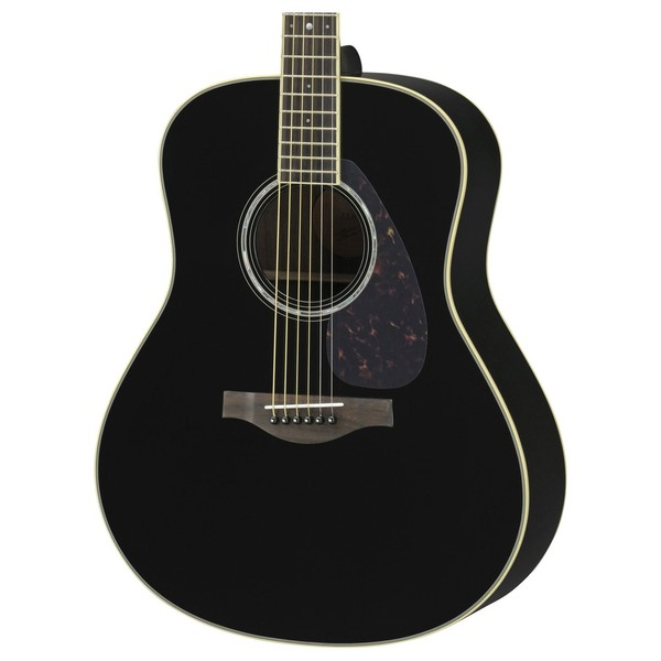 Yamaha LL6ARE Acoustic, Black