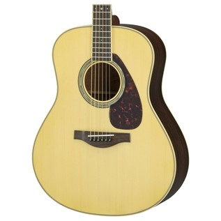 Yamaha LL6ARE Acoustic, Natural