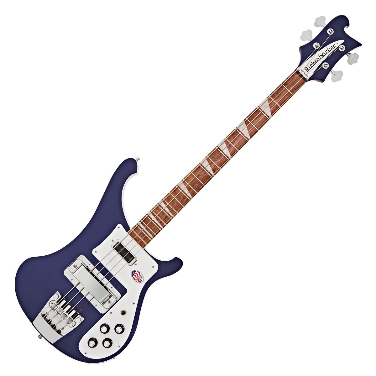 rickenbacker 4003 bass guitar midnight blue at gear4music. Black Bedroom Furniture Sets. Home Design Ideas