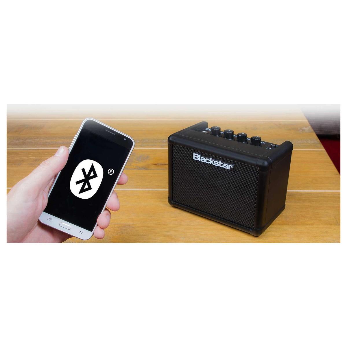 Blackstar Fly 3 Bluetooth Mini Amp At Gear4music