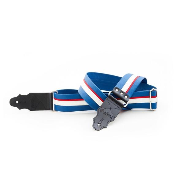 RightOn Straps Standard Plus Hotrod, Blue