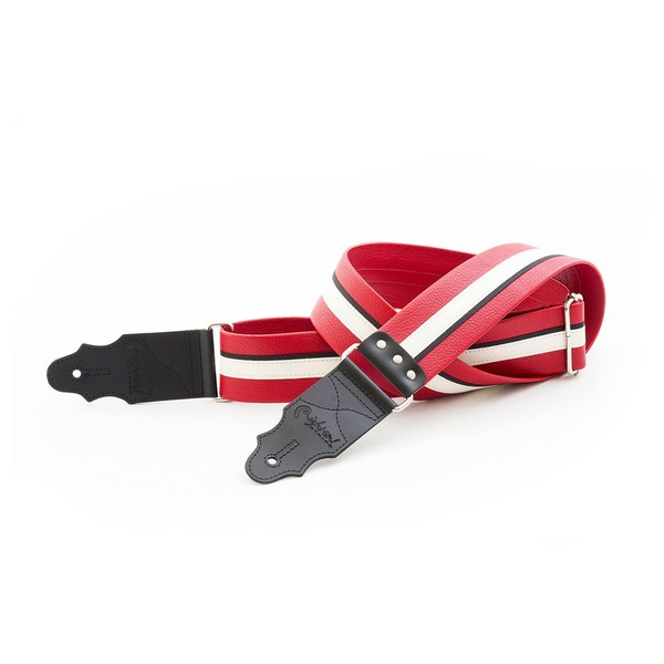 RightOn Straps Standard Plus Hotrod, Red
