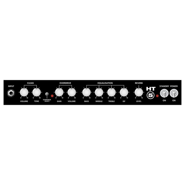 Blackstar HT-5R Combo Front Panel