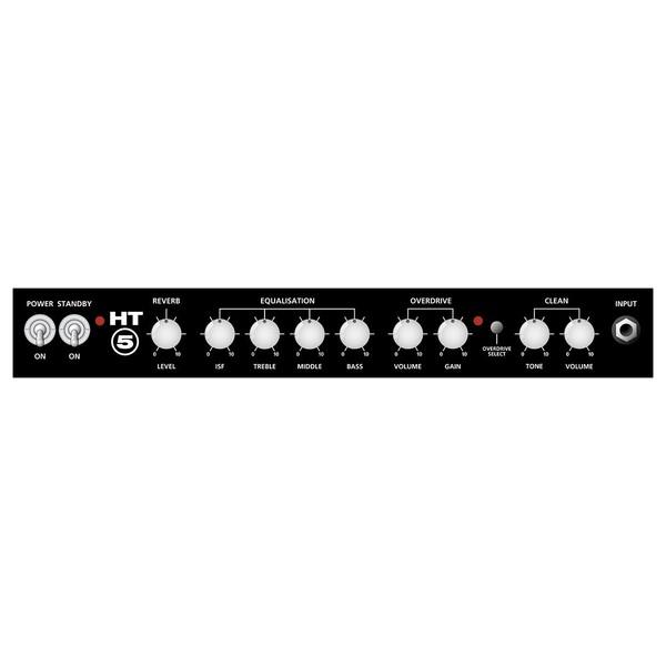 Blackstar HT-5RS Mini Stack Front Panel