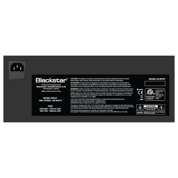 Blackstar ID:30TVP Combo
