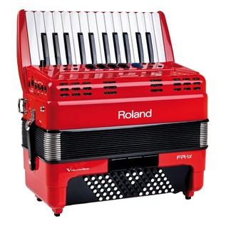 Roland FR-1X V-Accordion, Red