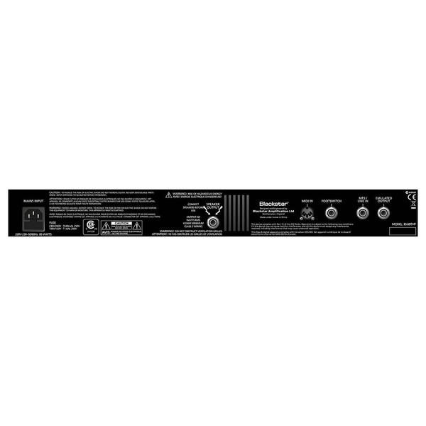 Blackstar ID:60TVP Combo Panel Rear