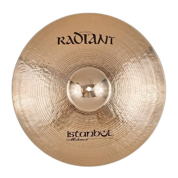 Istanbul Mehmet Radiant 14'' Rock Crash Cymbal