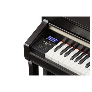 Kawai CA58 Digital Piano, Premium Rosewood, Panel