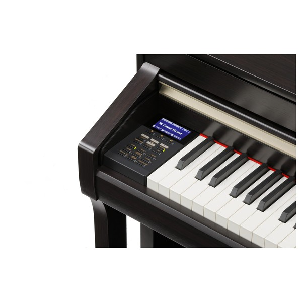 Kawai CA58 Digital Piano, Premium Rosewood, Panel