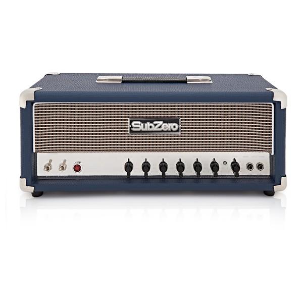 SubZero Tube-H50R 50W All Valve Guitar Amp Stack with Reverb