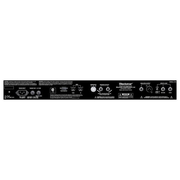 Blackstar Series One S1-50 Head