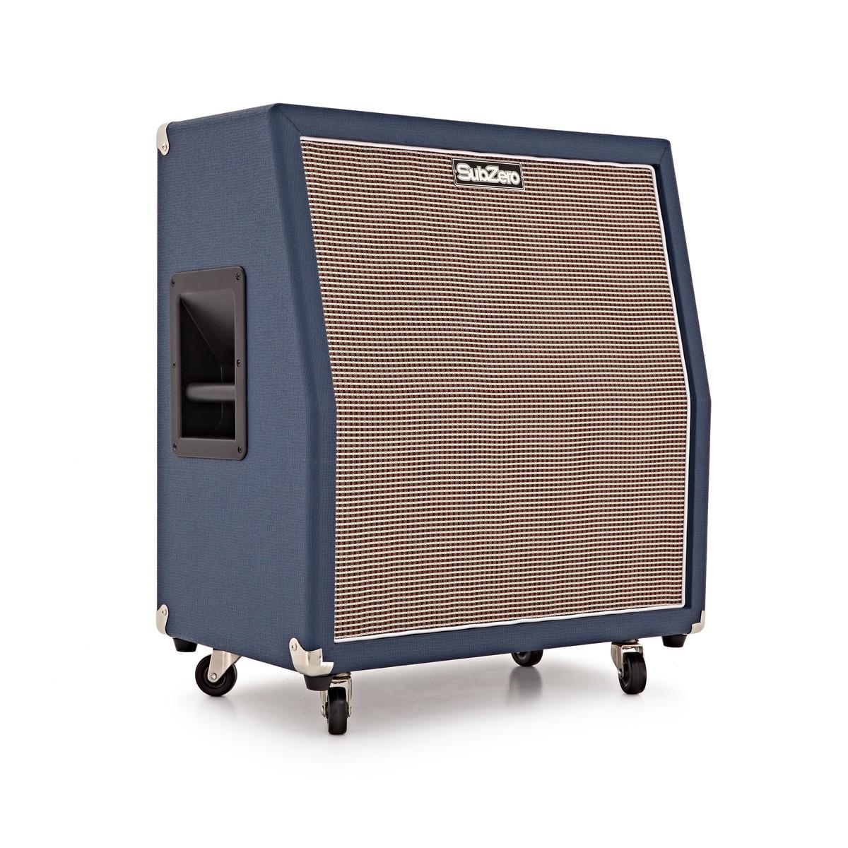 subzero g410 4 x 10 celestion speaker cabinet at gear4music. Black Bedroom Furniture Sets. Home Design Ideas